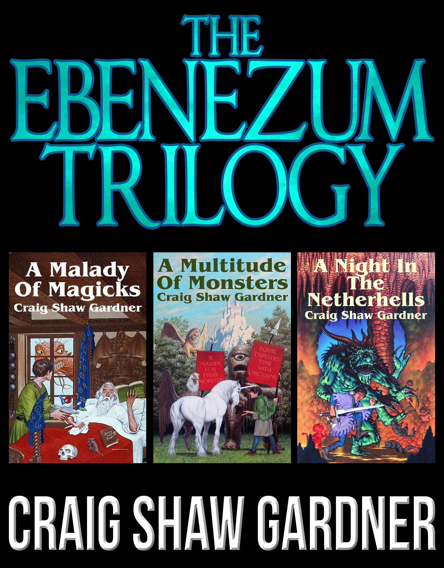 Ebenezum Trilogy