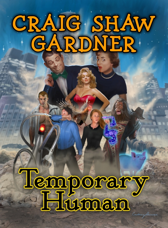 temporary human cover